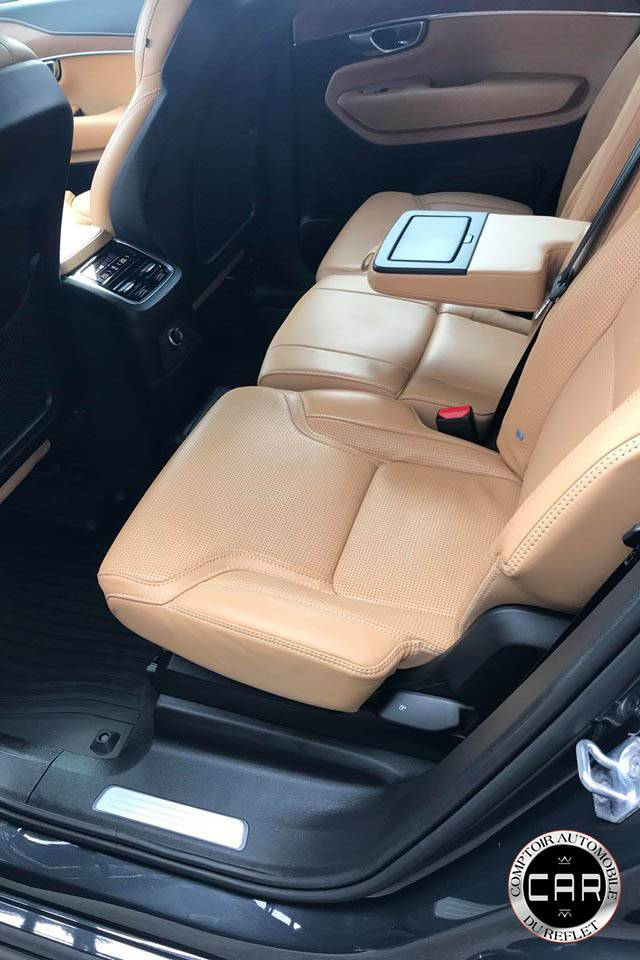 Lavage interieur ext rieur et traitement carrosserie for Interieur xc90
